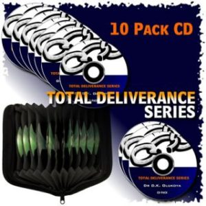 10 Pack CD by Dr D.K. Olukoya