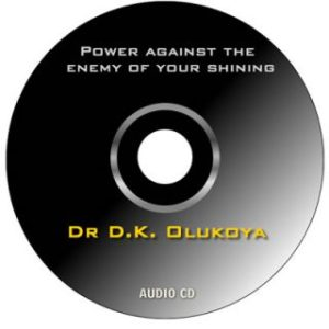 Power against the enemy of your shining