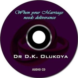 When your marriage needs deliverance