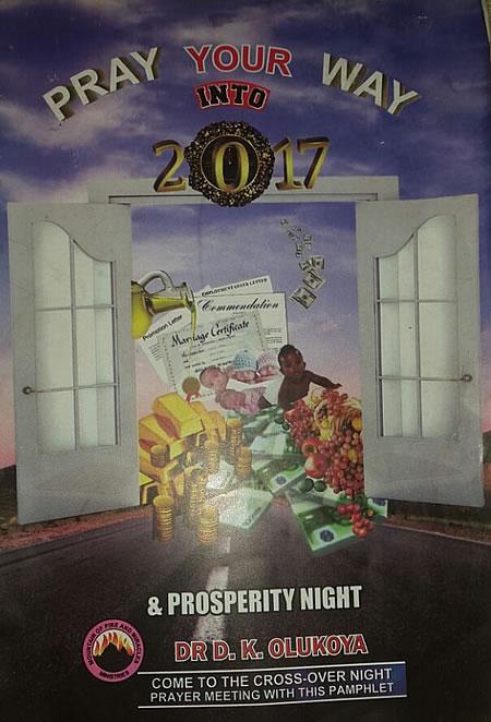 70 Days Fasting and Prayer Book 2017 – Prayer Rain – UK